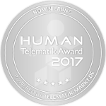 Cares.Watch wurde nominiert für den Telematik-Award 2017
